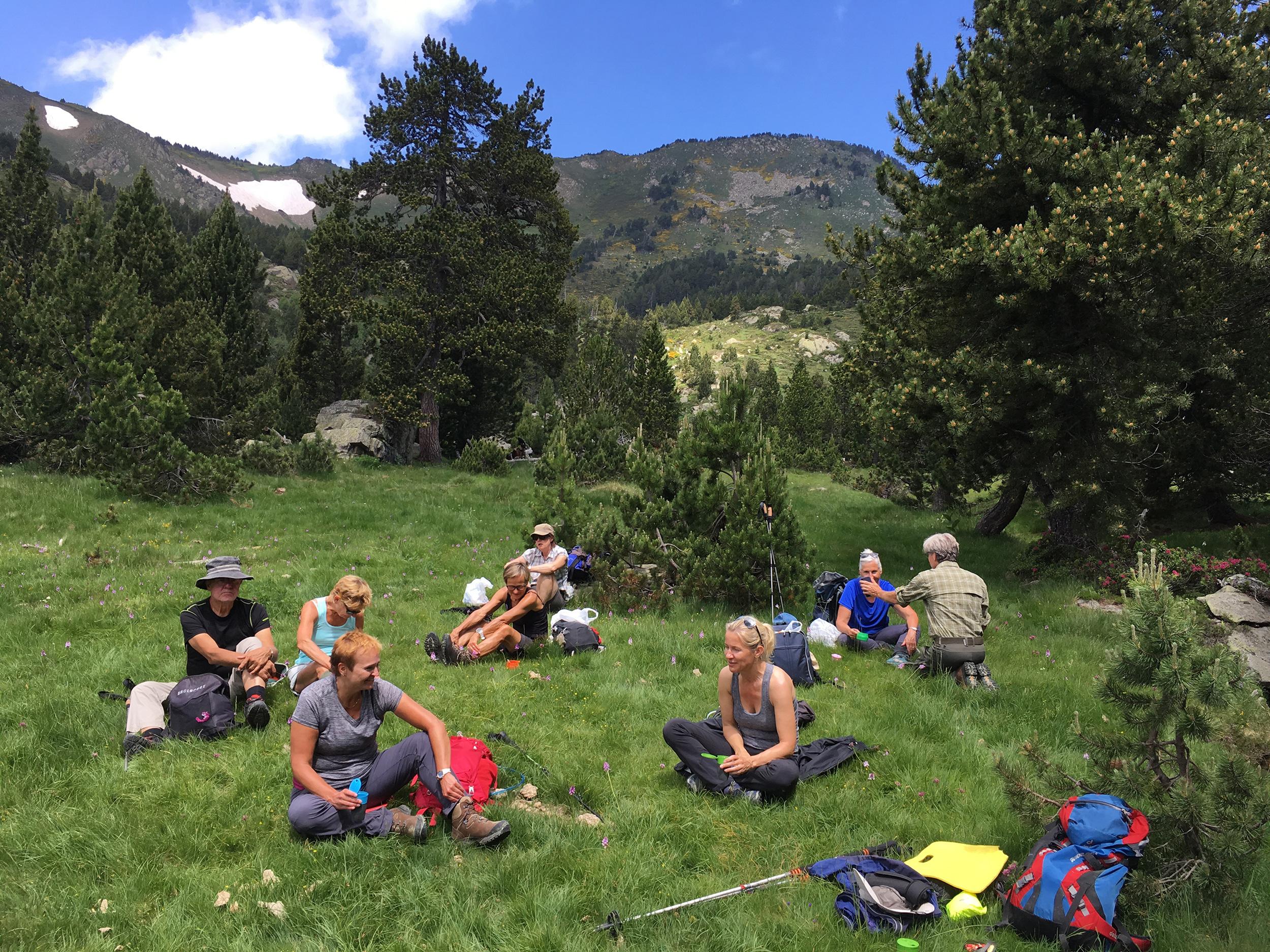 e2e9934b0cb4 Vandring i franska Pyrenéerna - Pathfinder Travels